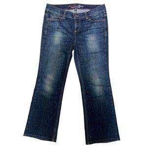 Tommy Hilfiger Men Jeans | Boot Cut | Size: 34x28